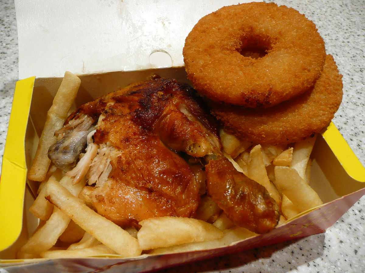 Chicken Treat Hawaiian Pack