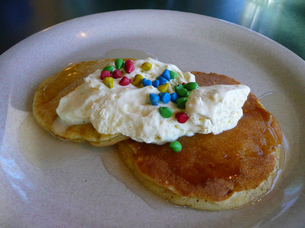 Max's pancakes