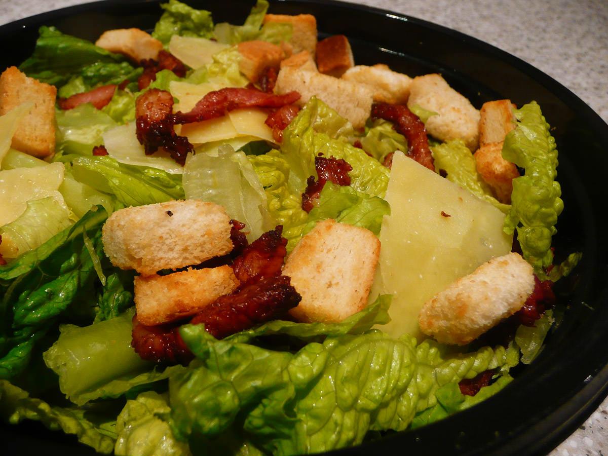 Dominos Caesar salad
