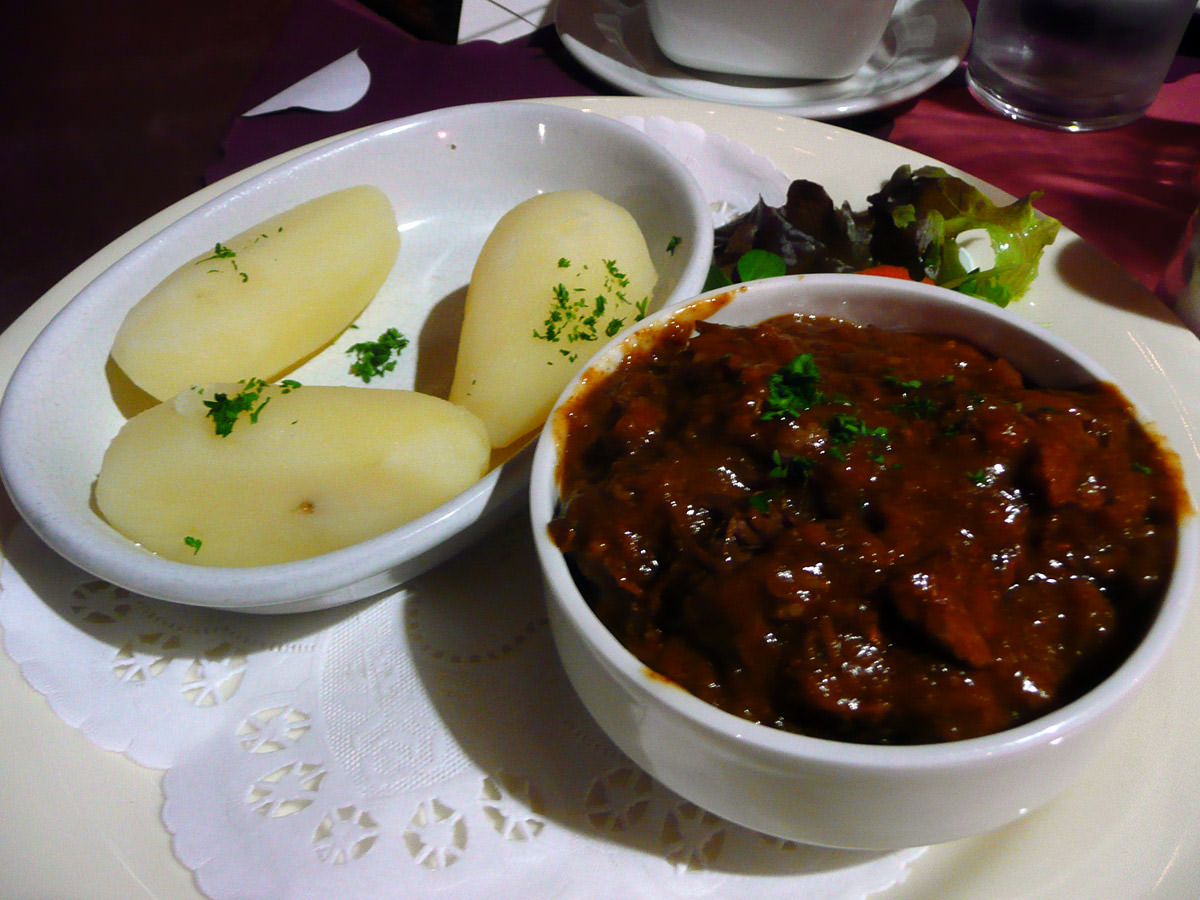 Alpine Beef goulash