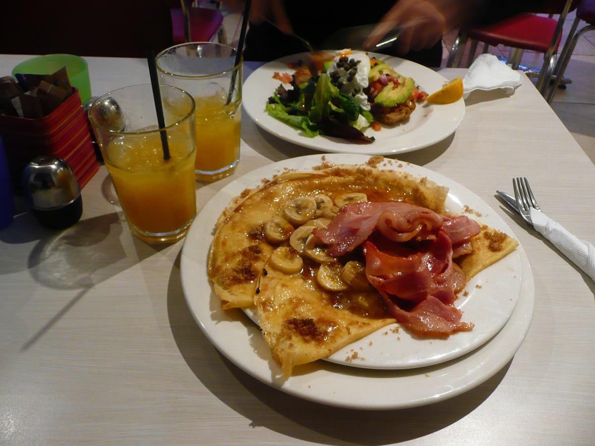 Breakfast date!