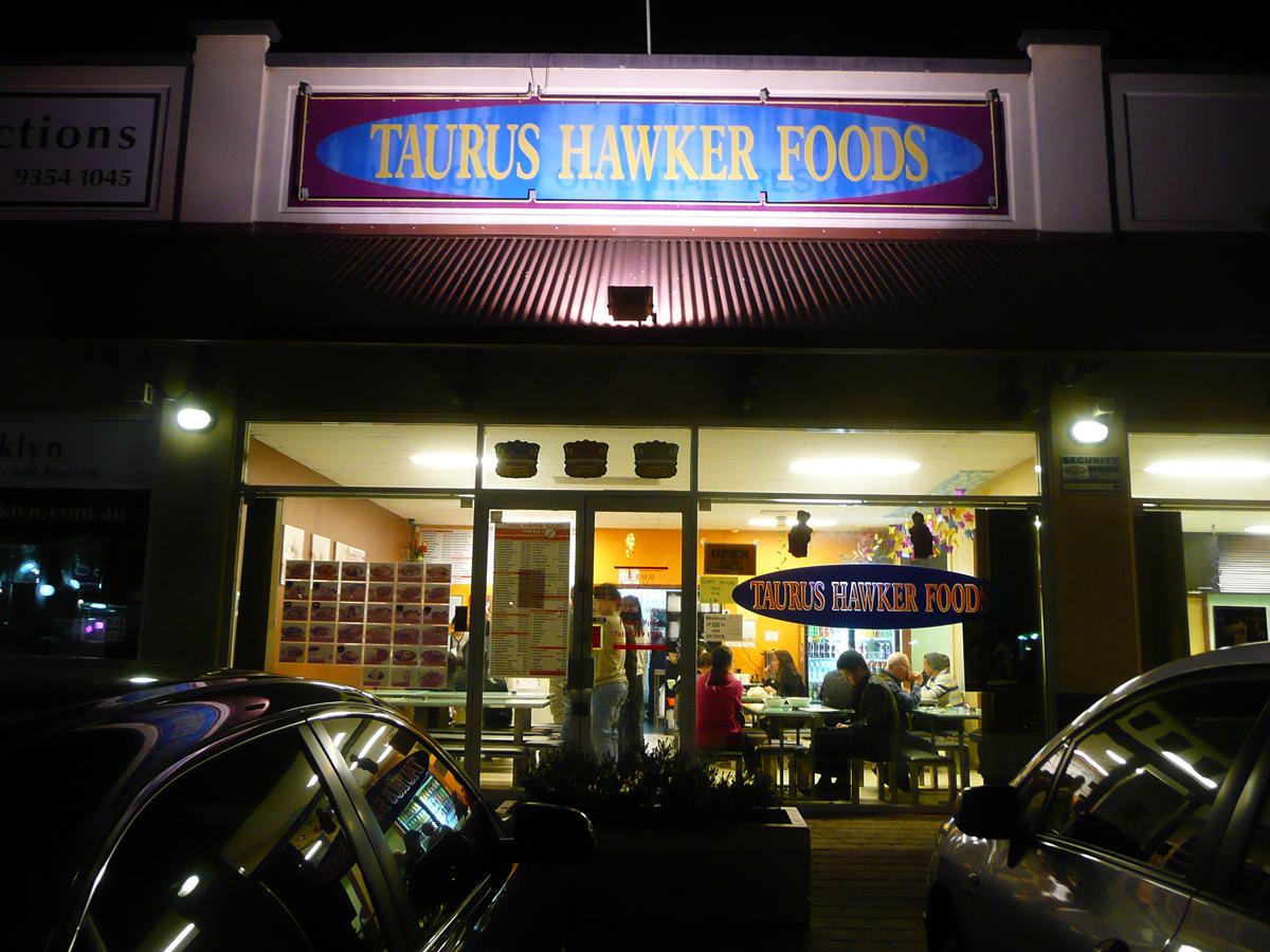 Taurus Hawker Foods