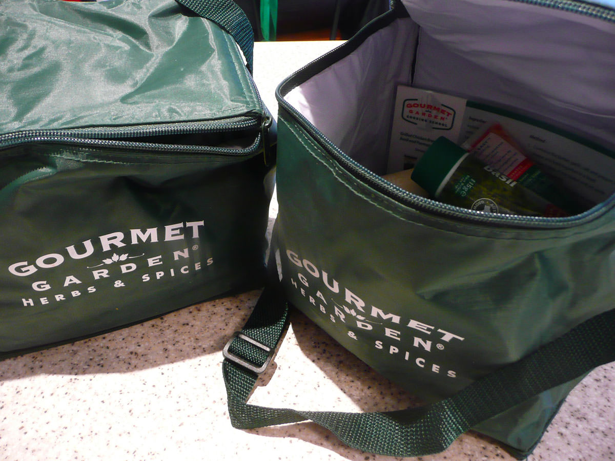 Gourmet Garden showbags