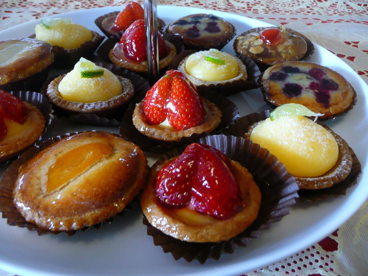 La Galette De France pastries