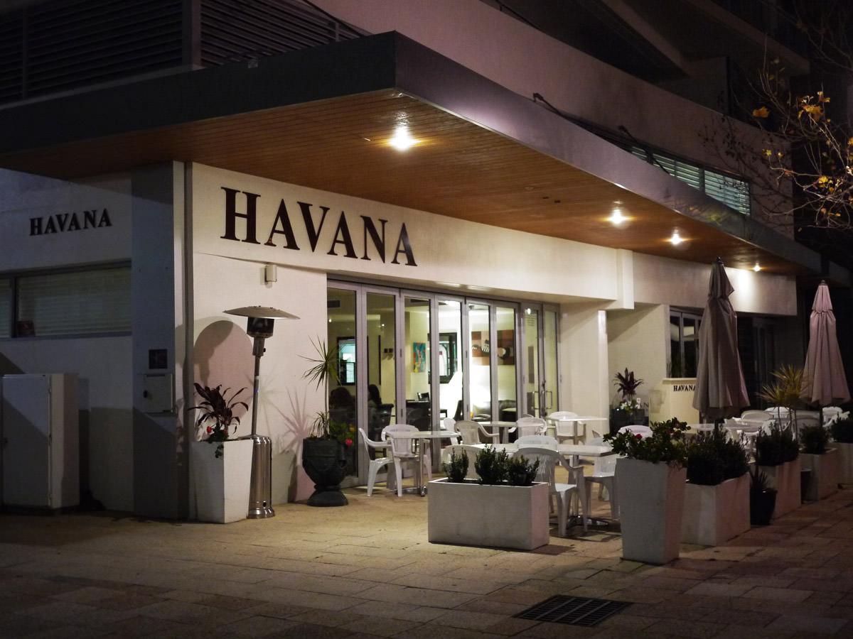 Havana, East Perth - frontage