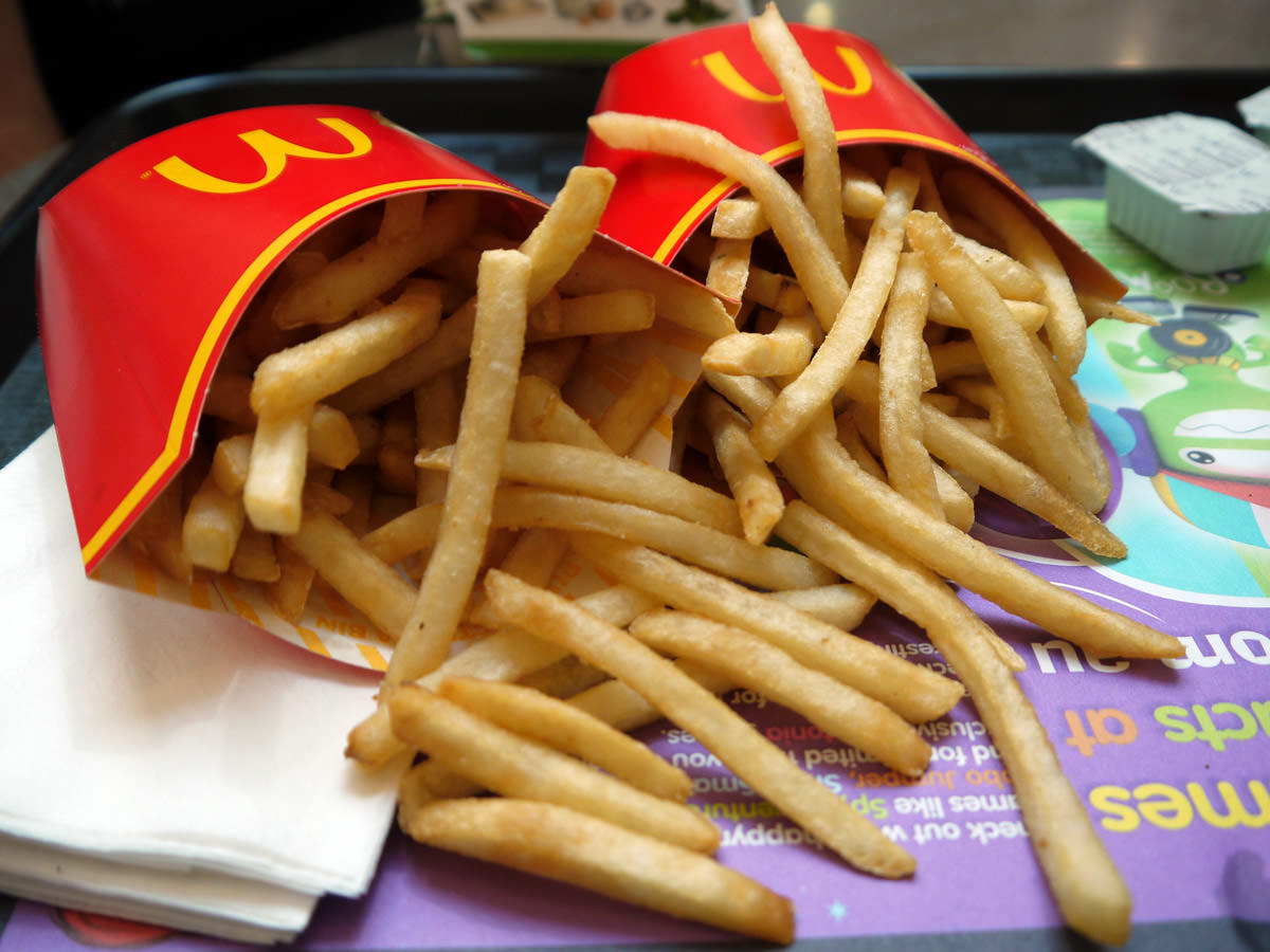 Fries x 2