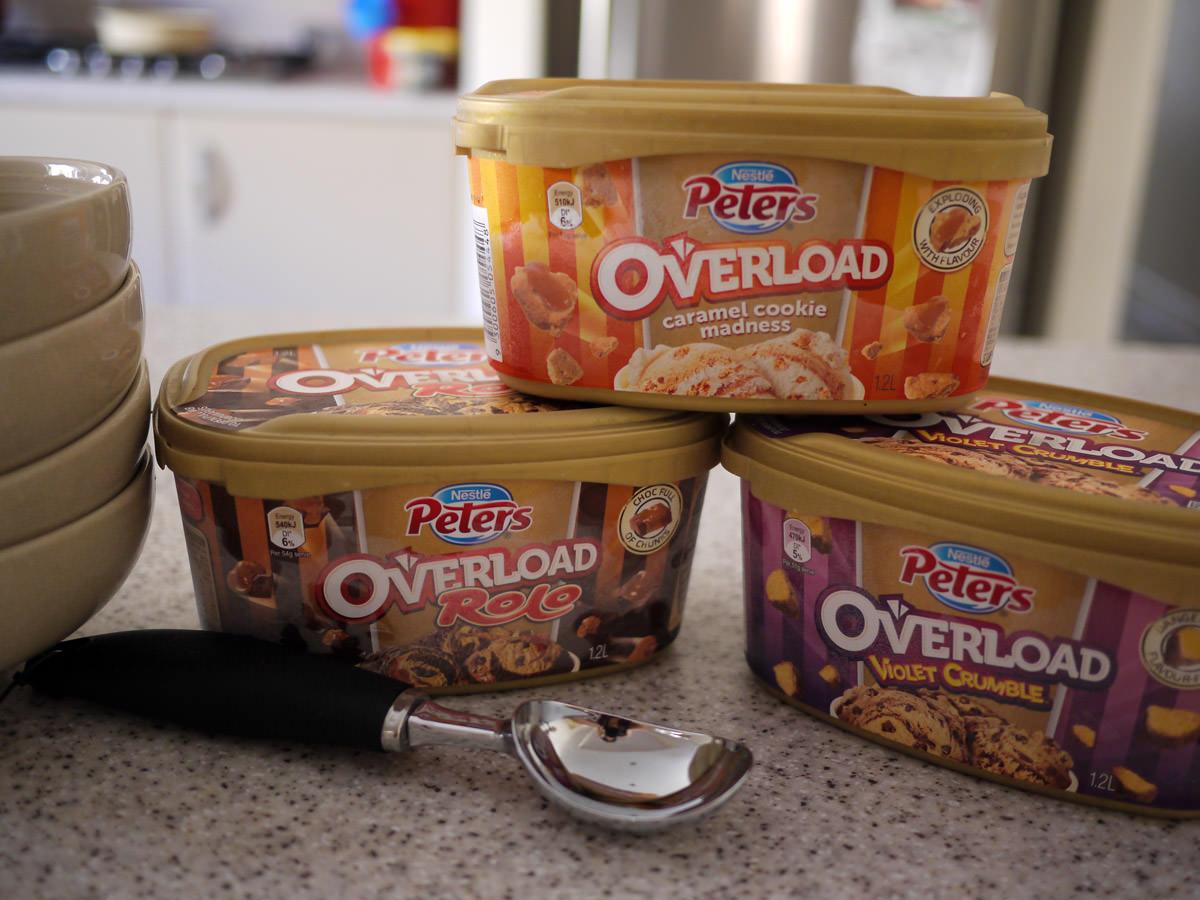 Peters Overload Ice Cream Kit
