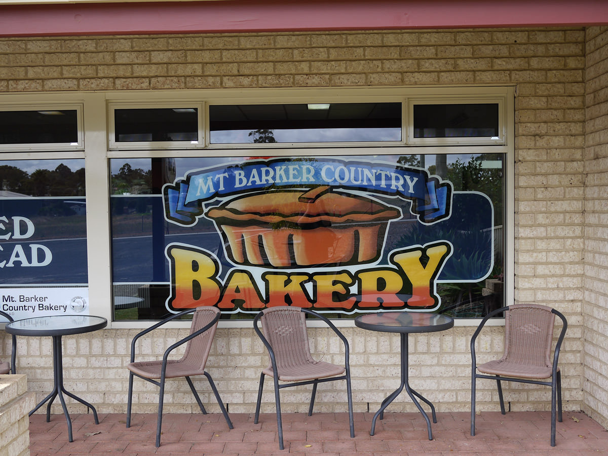 Mt Barker Country Bakery