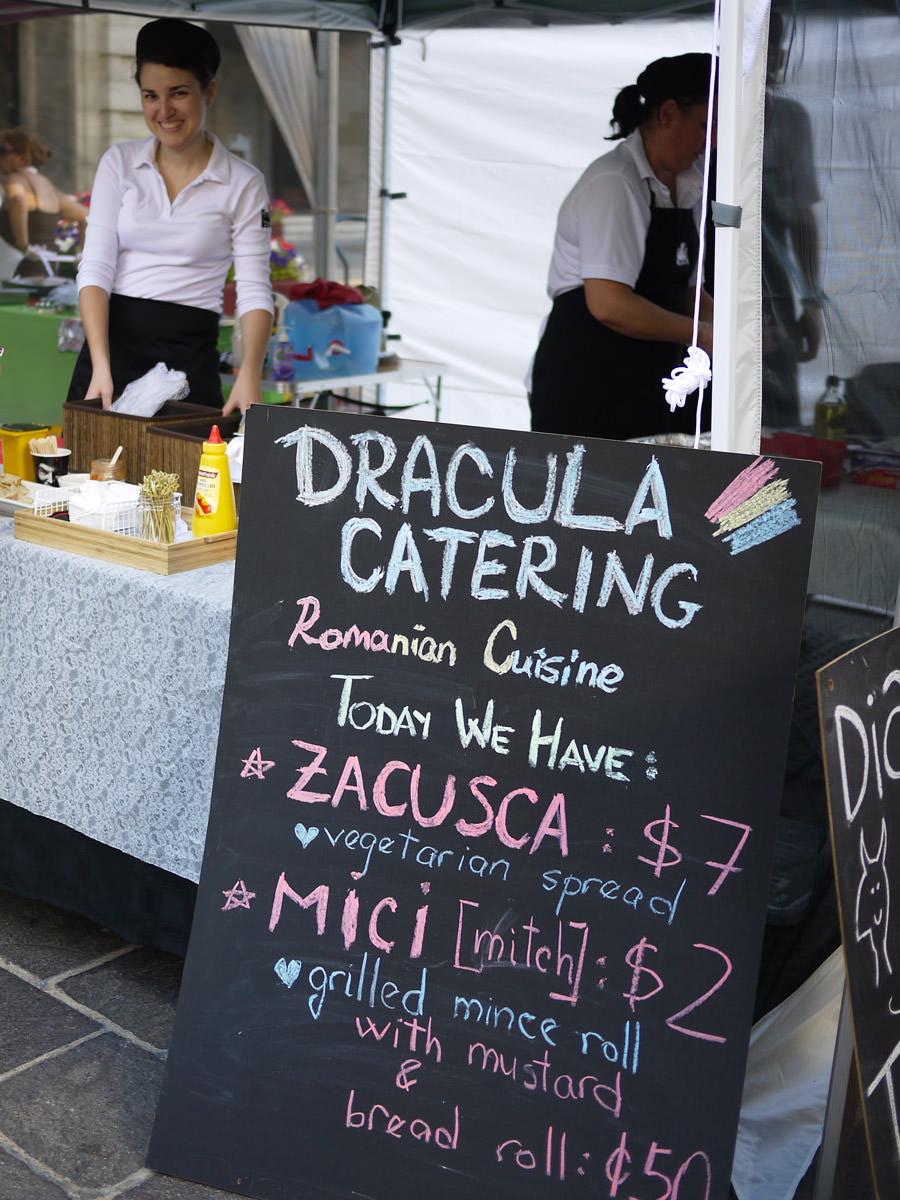 Dracula Catering (Romanian Cuisine)