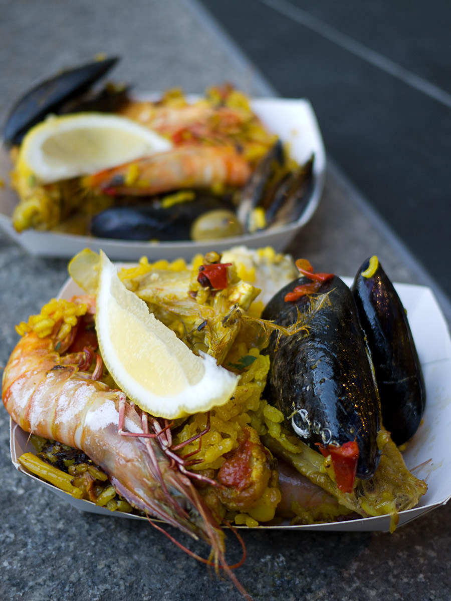 Paella by Dish Catering and Events