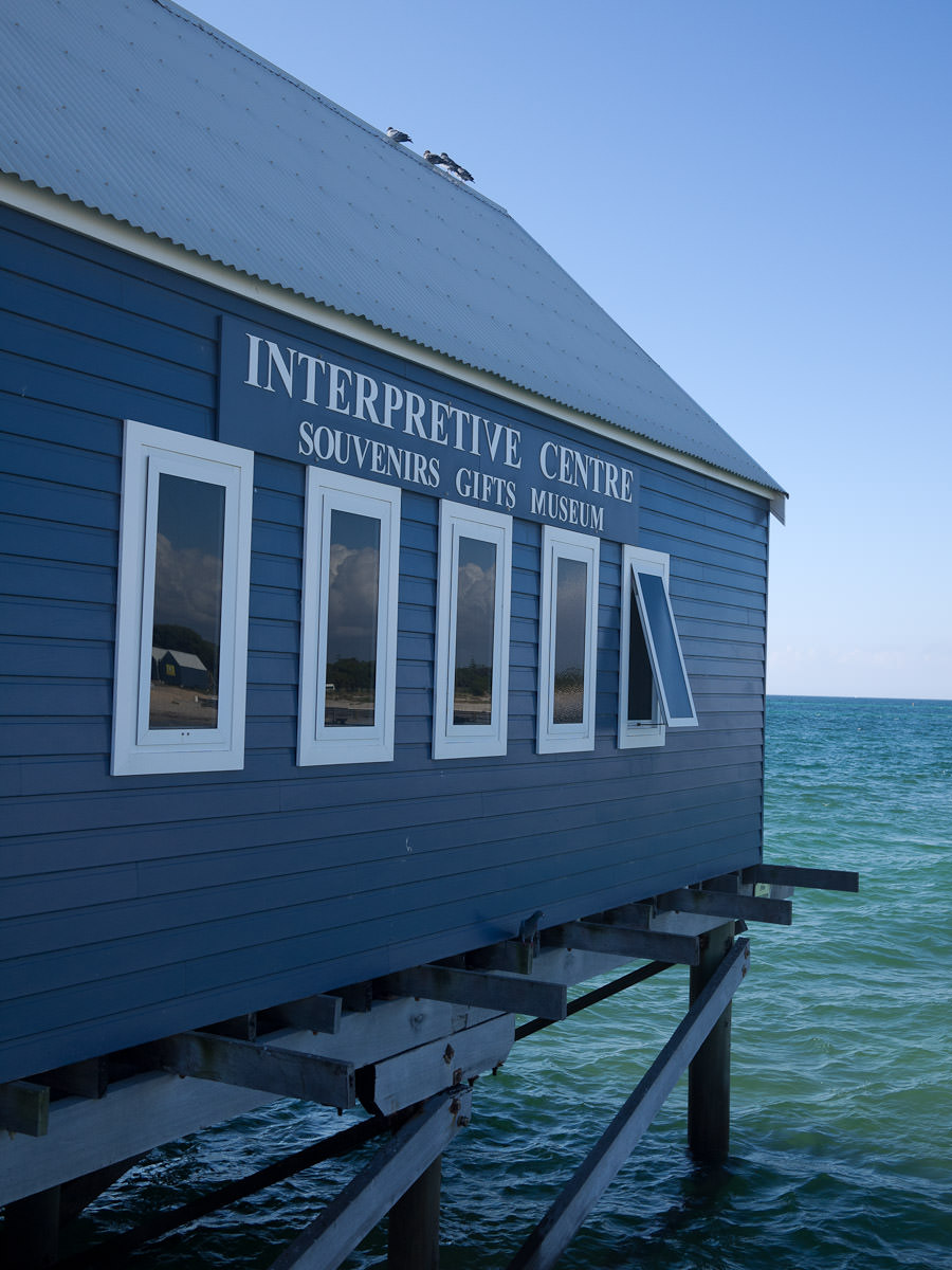 Busselton Jetty Interpretive Centre - Souvenirs, Gifts, Museum