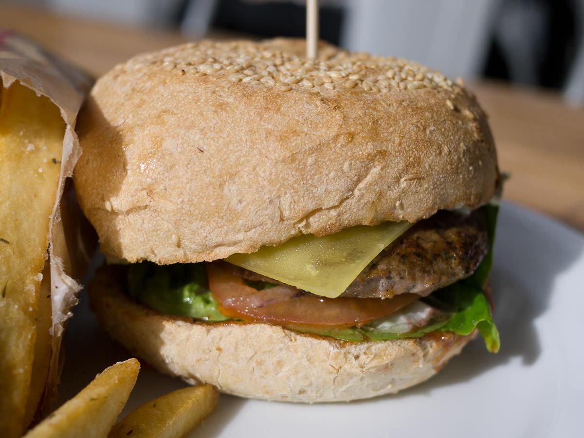 Baa Baa burger, Grill'd