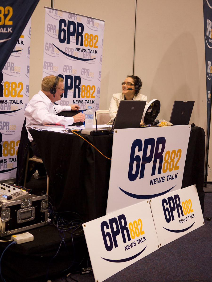 Marion Grasby interview on 6PR