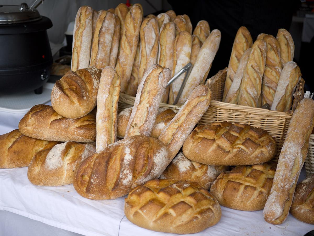 Jean Pierre Sancho breads