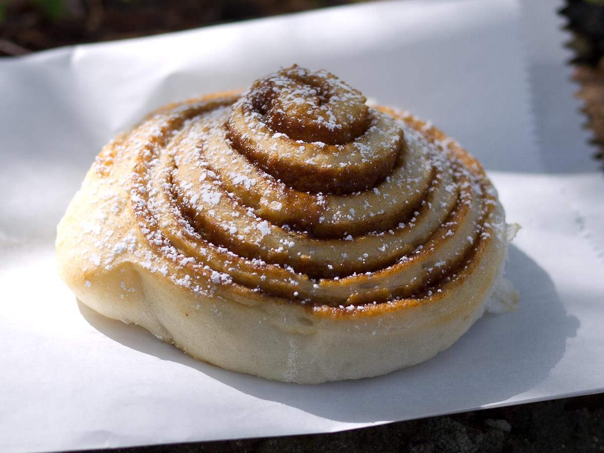 Cinnamon bun, Spirals Cinnamon