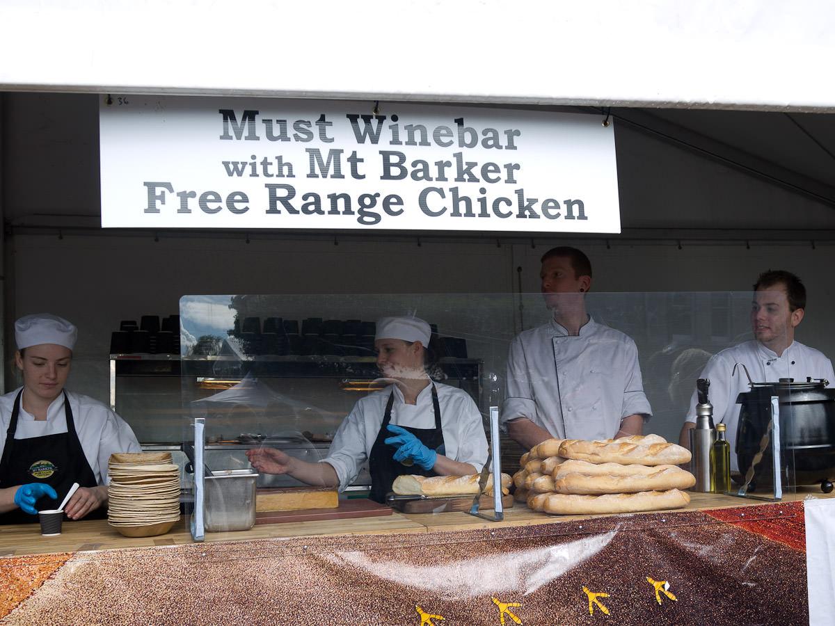 Must Winebar staff