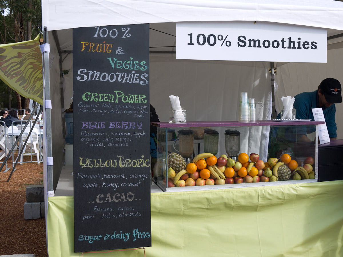 100% Smoothies