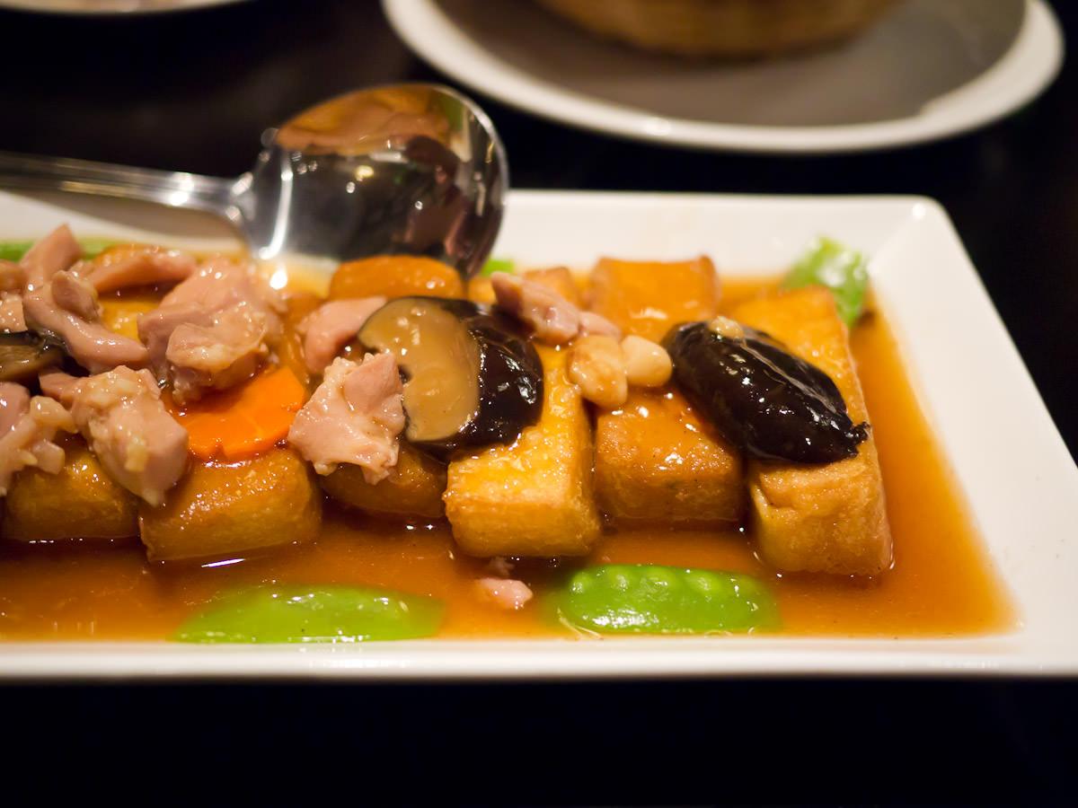Old Cathay Gui Fei tofu