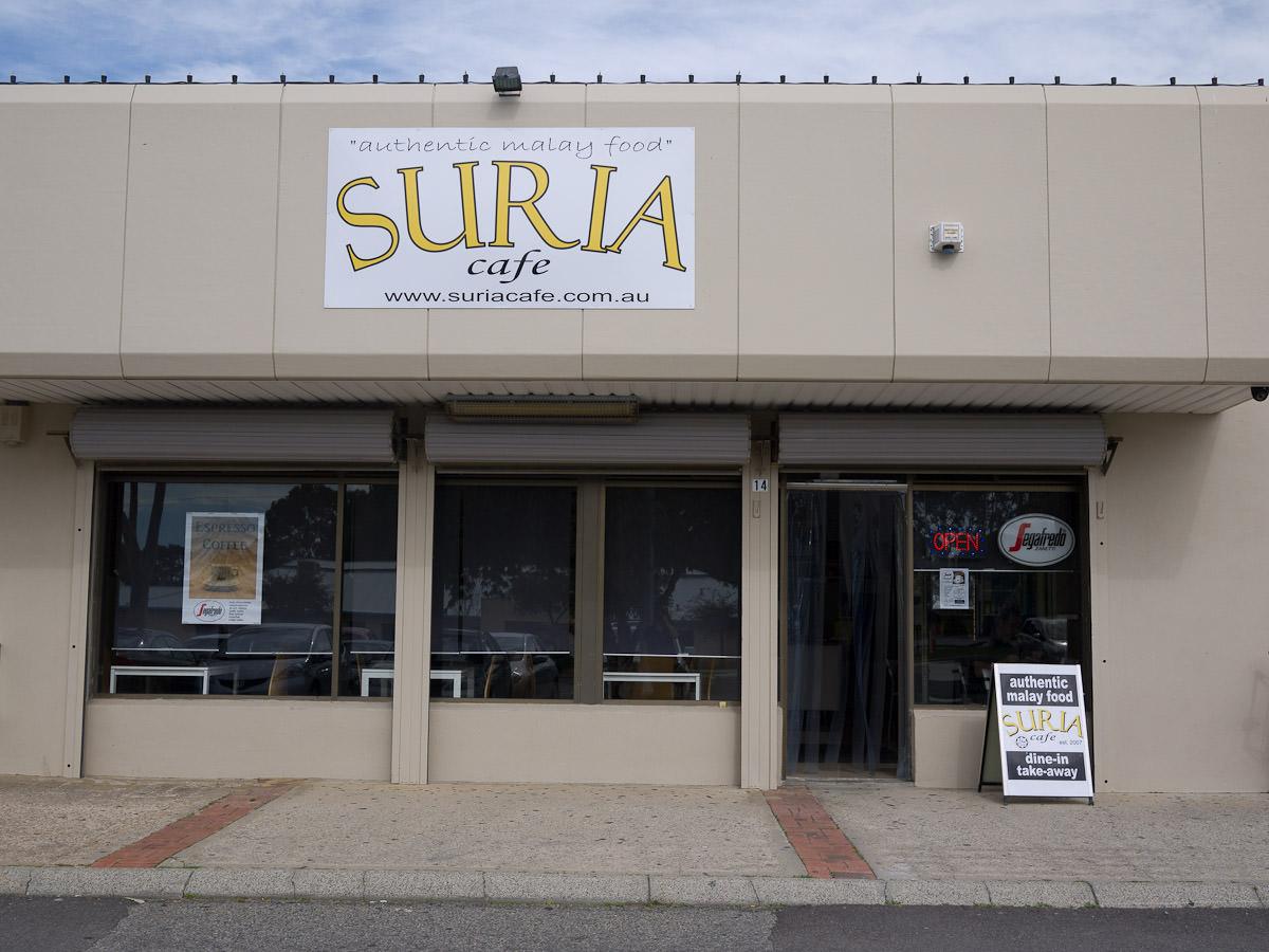 Suria Cafe, Girrawheen