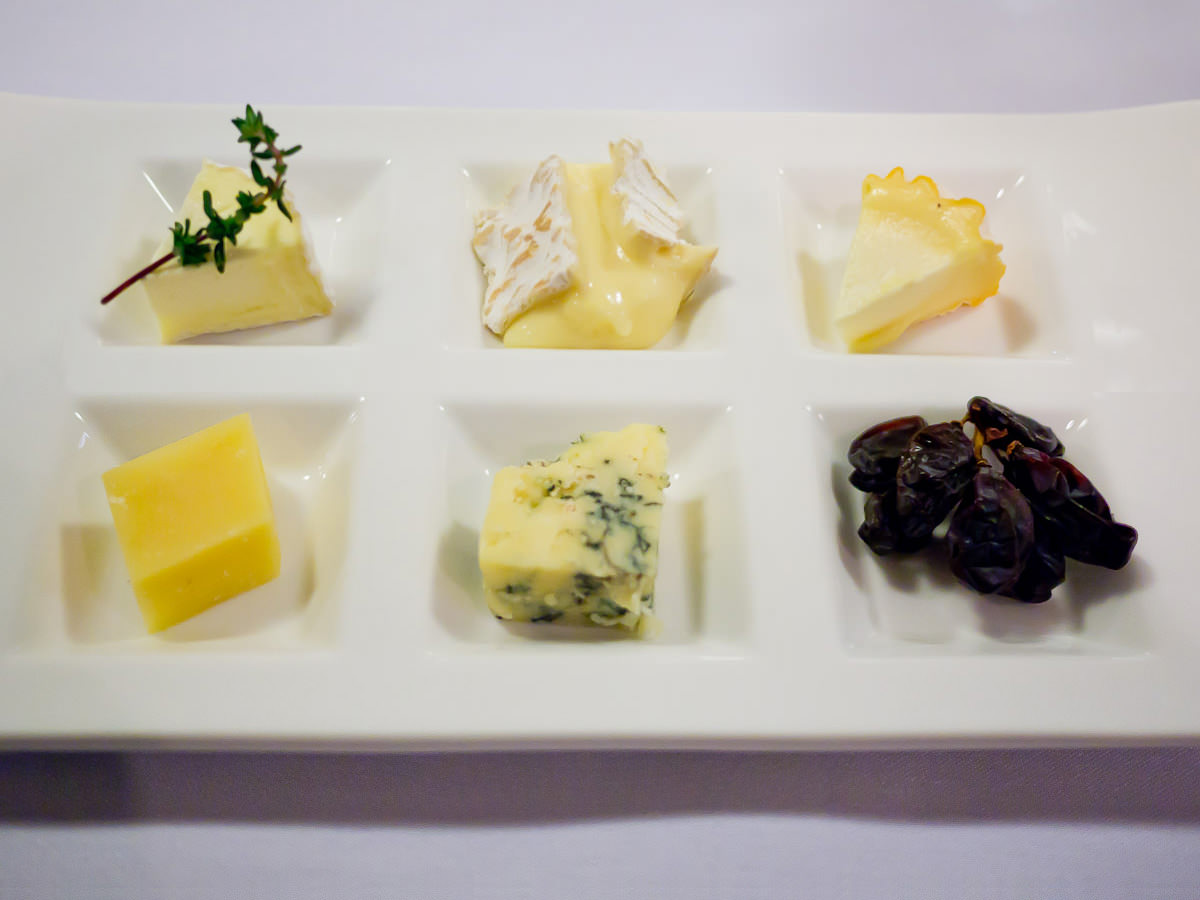 Masterclass cheeses