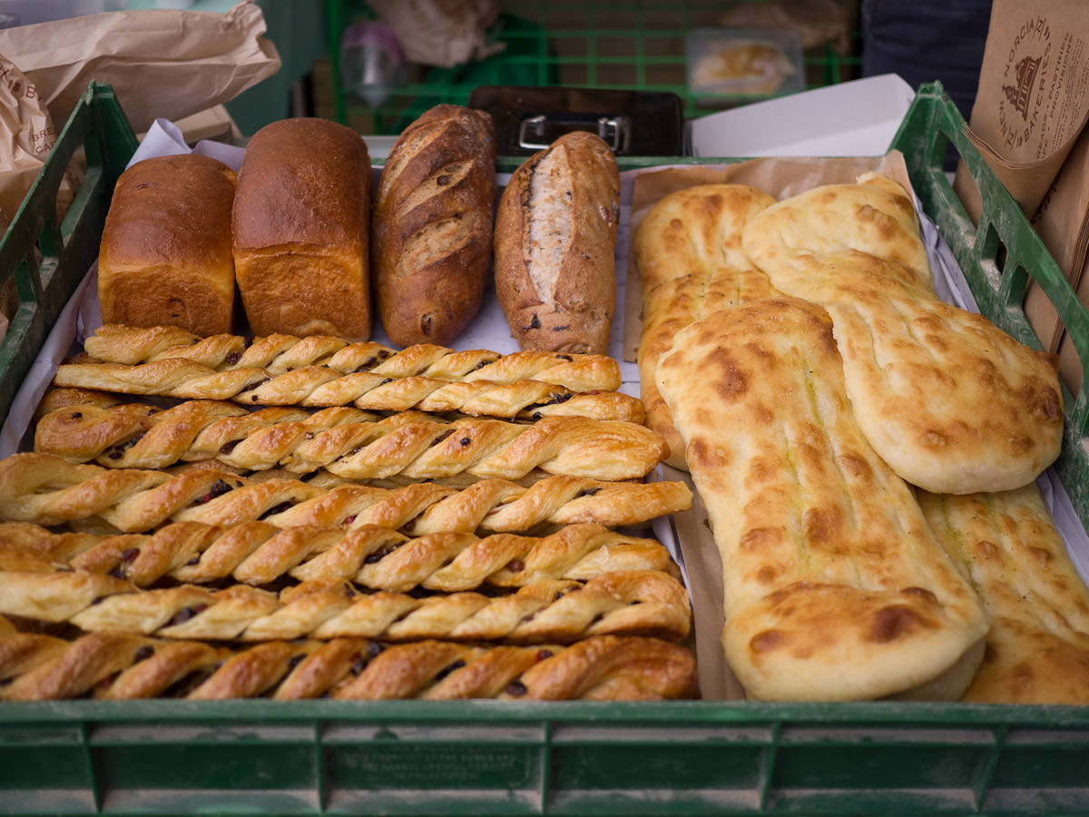 New Norcia breads