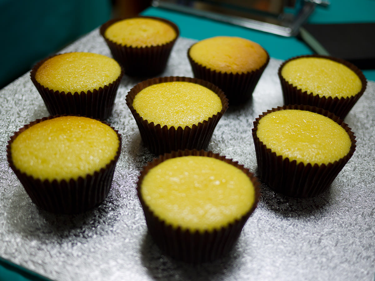 My naked cupcakes