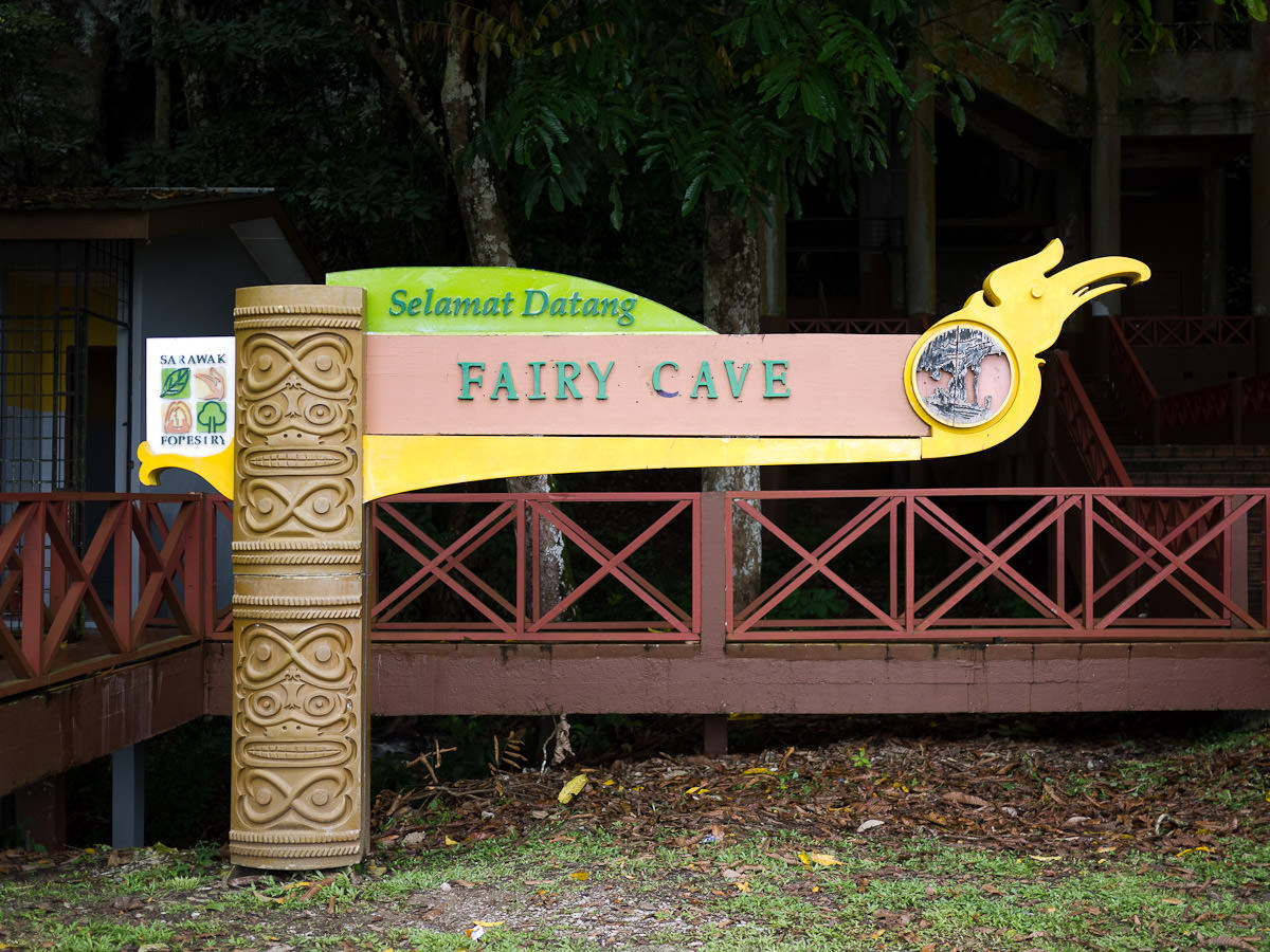 Selamat datang ke Fairy Cave (Welcome to Fairy Cave)