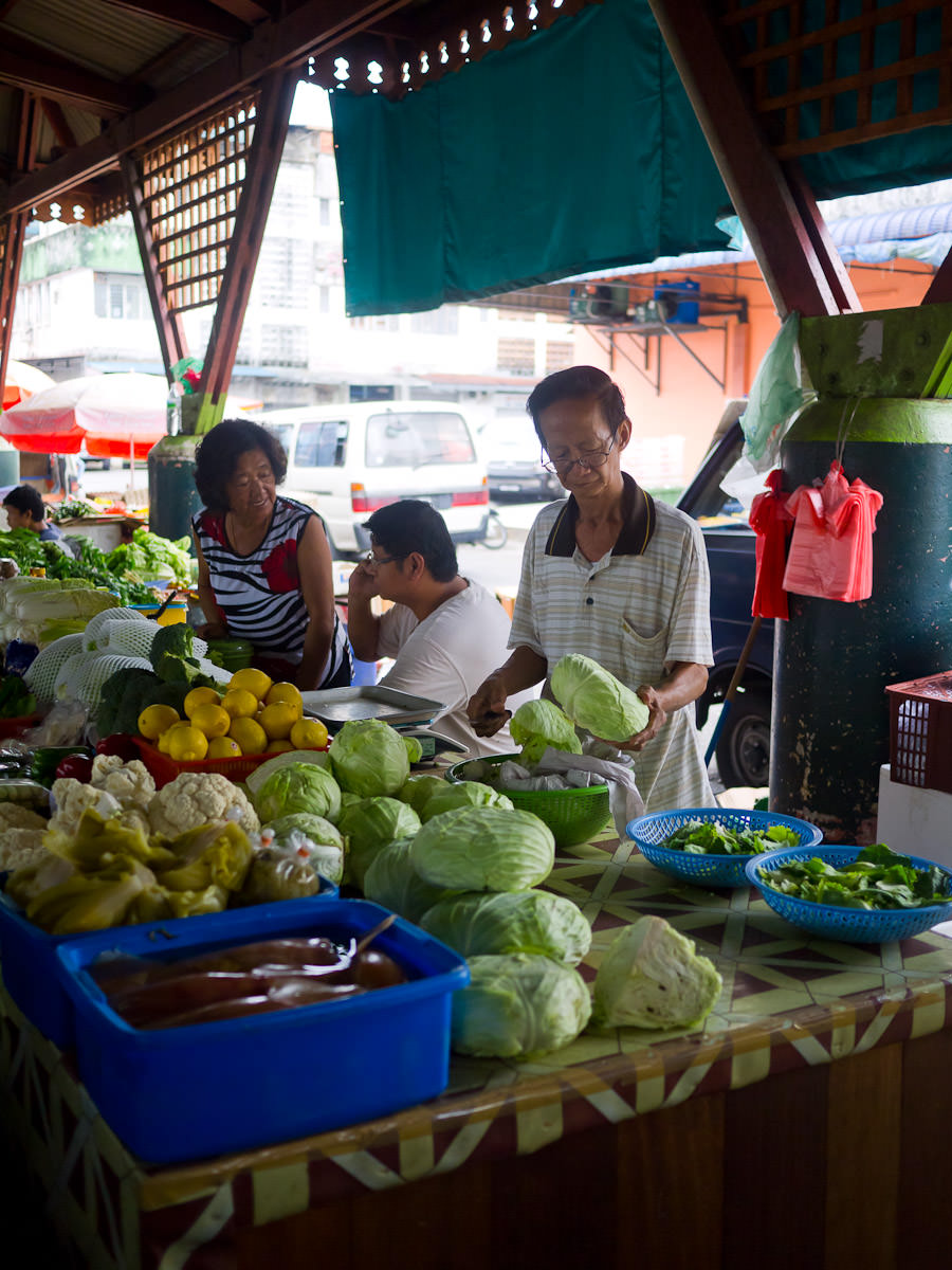 Cabbage appraisal
