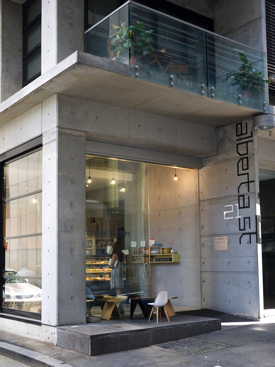 Cafe Cre Asion, Sydney