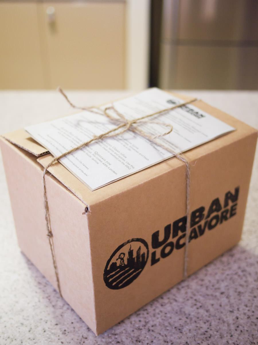 Urban Locavore box