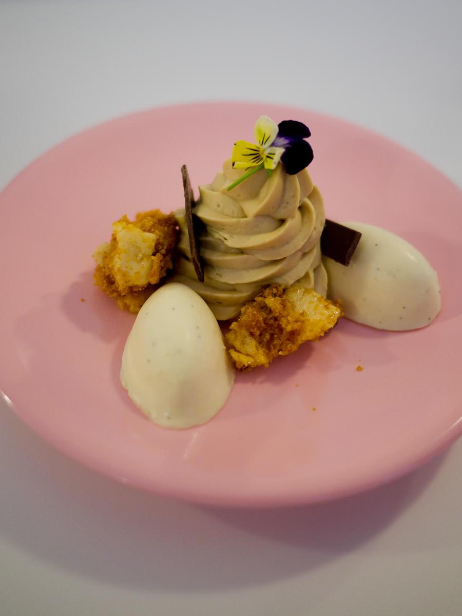 Violet crunchie
