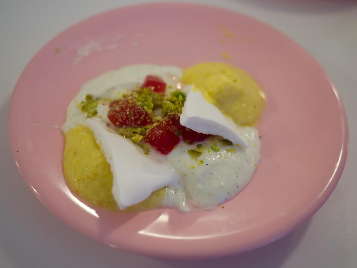 Watermelon yoghurt, Zumbo at The Star
