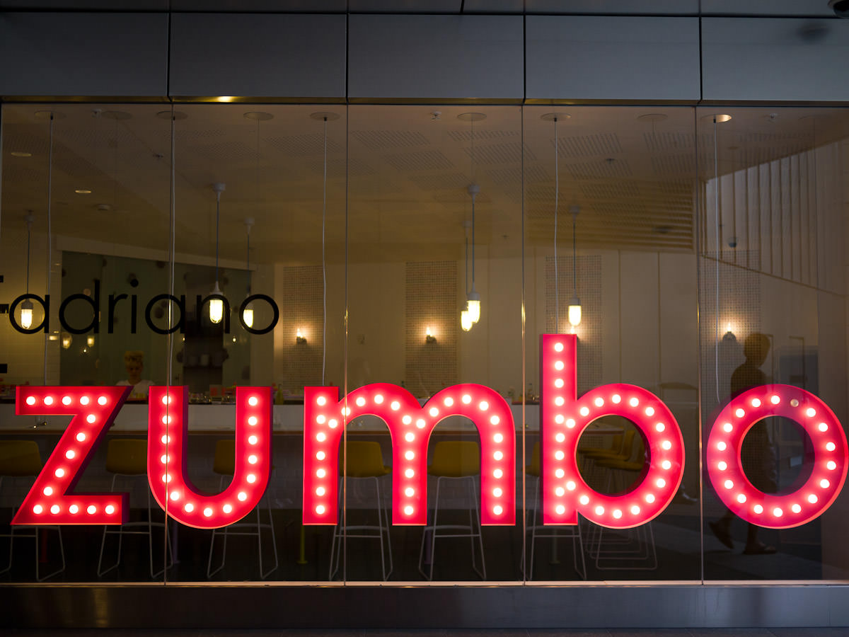 Zumbo at The Star