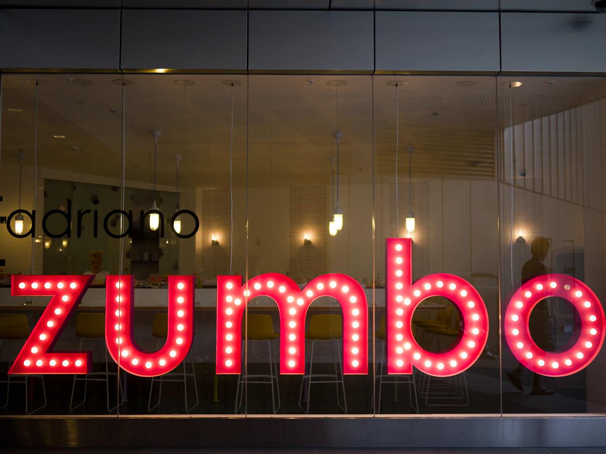 Zumbo at The Star