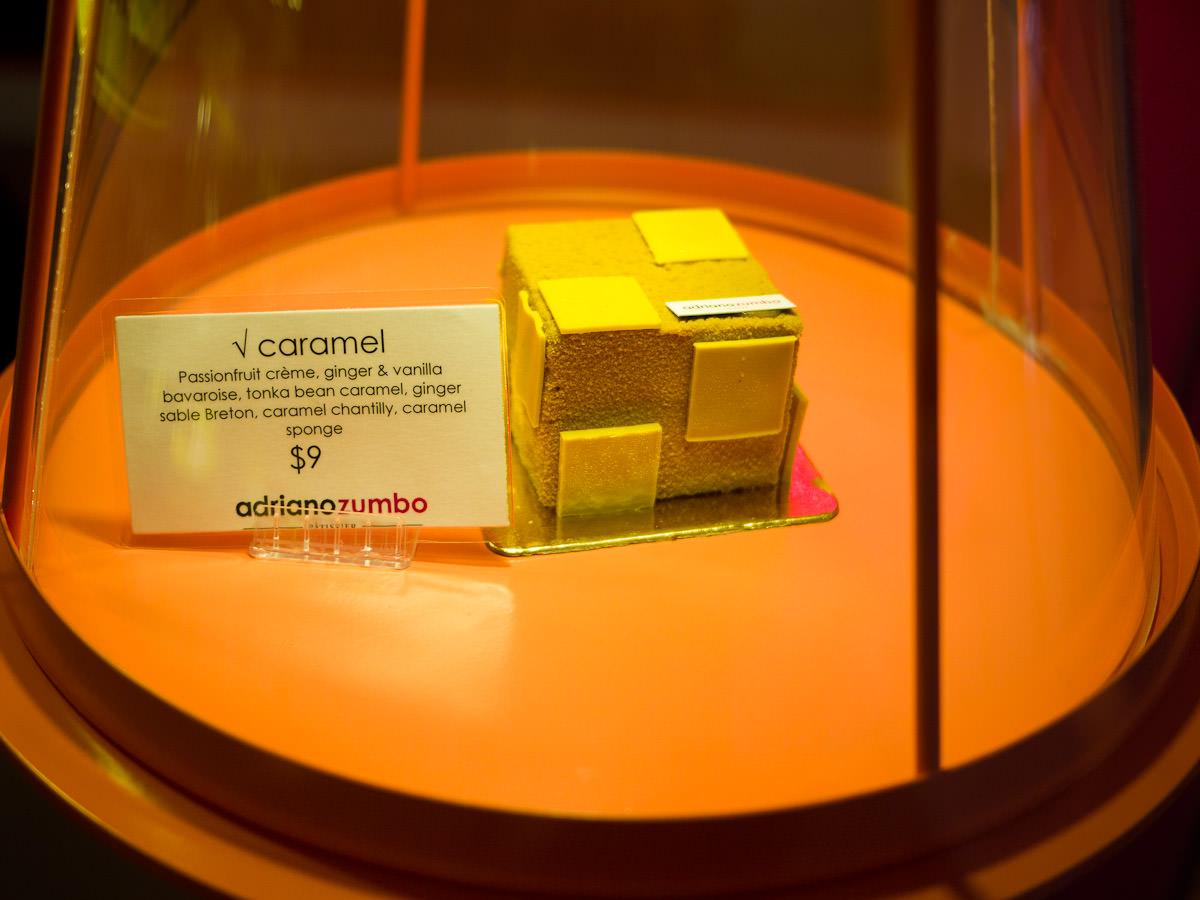 √ Caramel