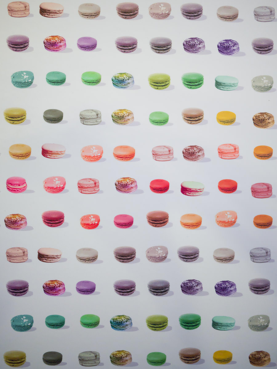 Macaron wallpaper, Zumbo at The Star