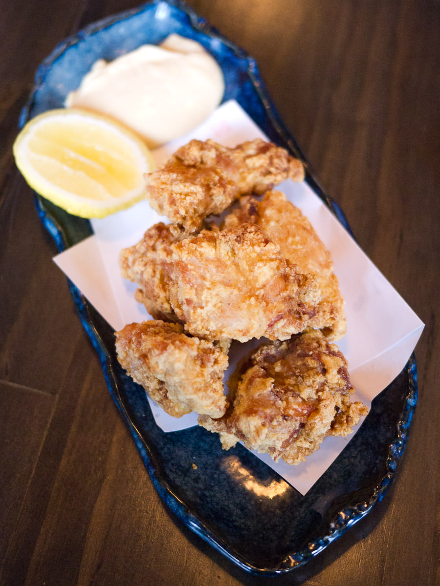 Kenji's fried chicken (AU$13.50)