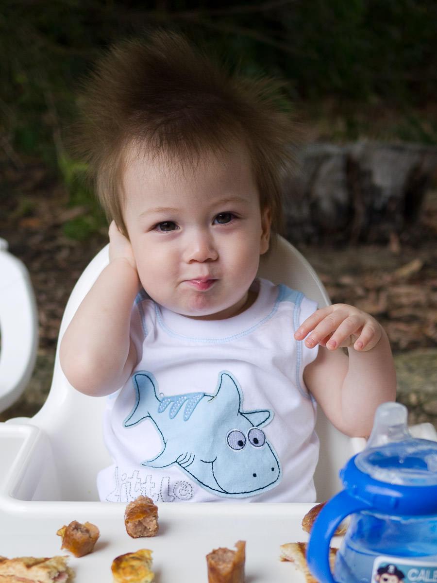 Caleb, 1 year old