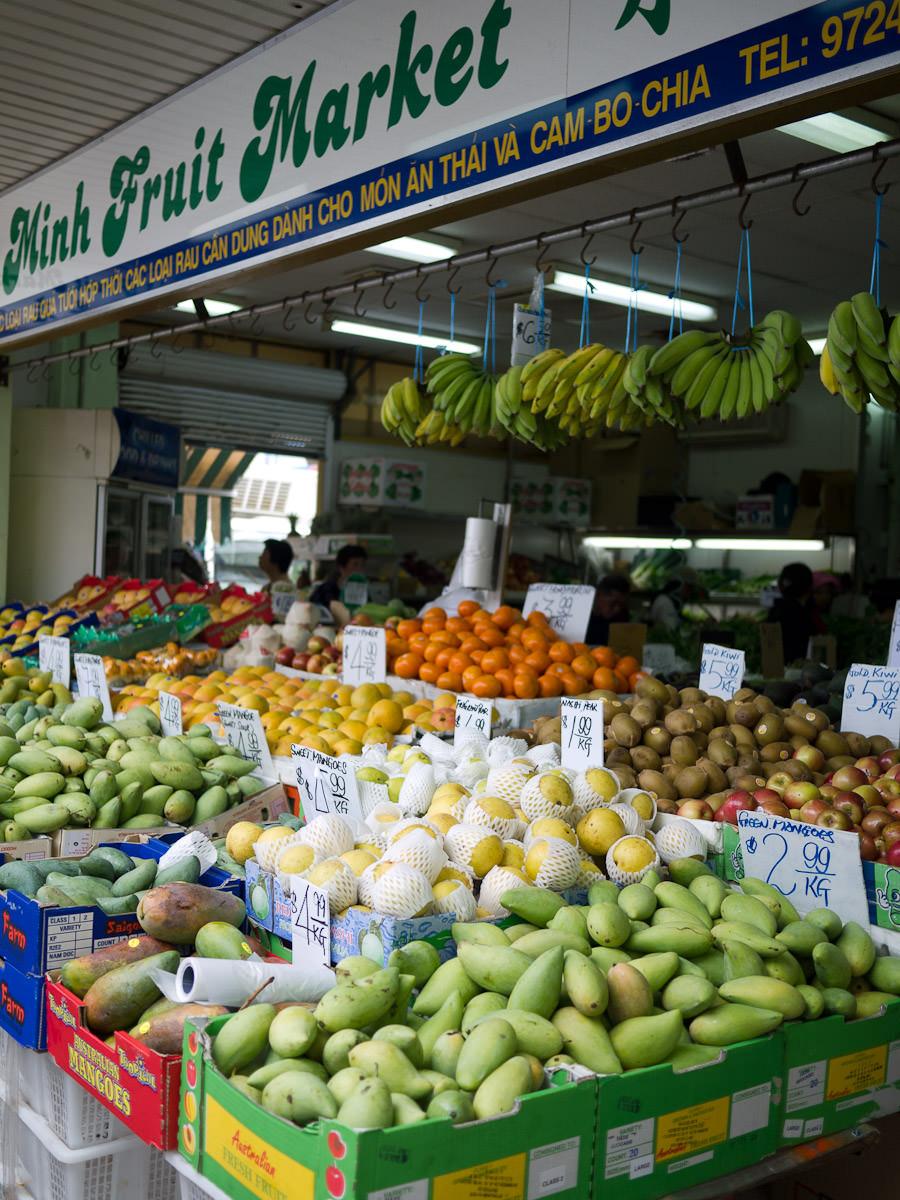 Fruit market, Cabramatta