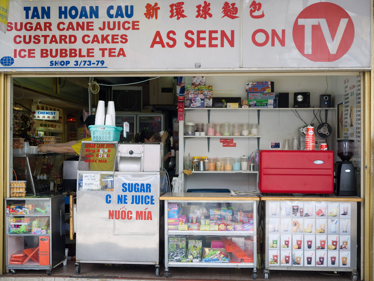 Tan Hoan Cau - as seen on TV