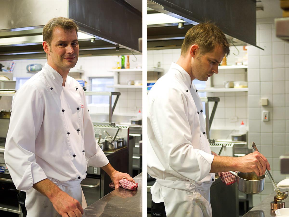 Chef Sam Southall