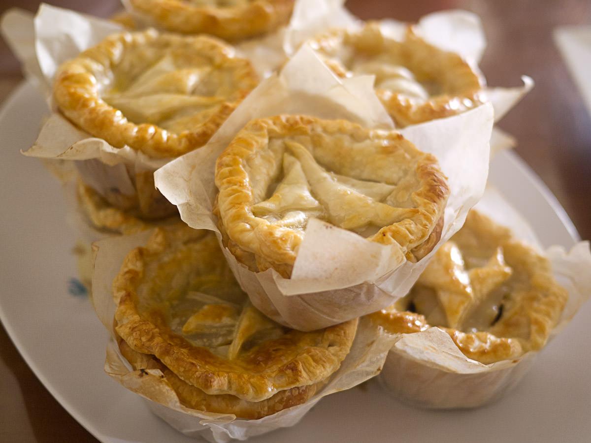 Mum's meat pies