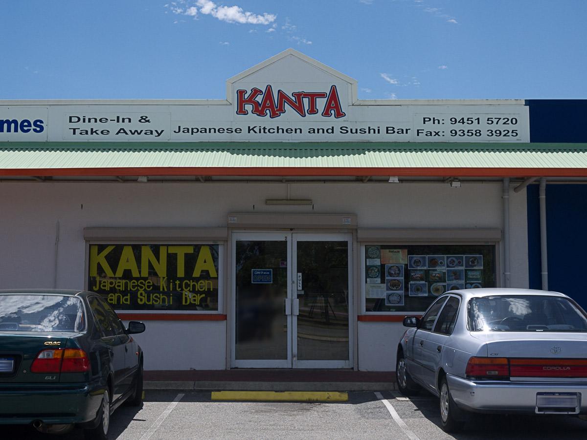 Kanta Japanese Kitchen and Sushi Bar, Langford