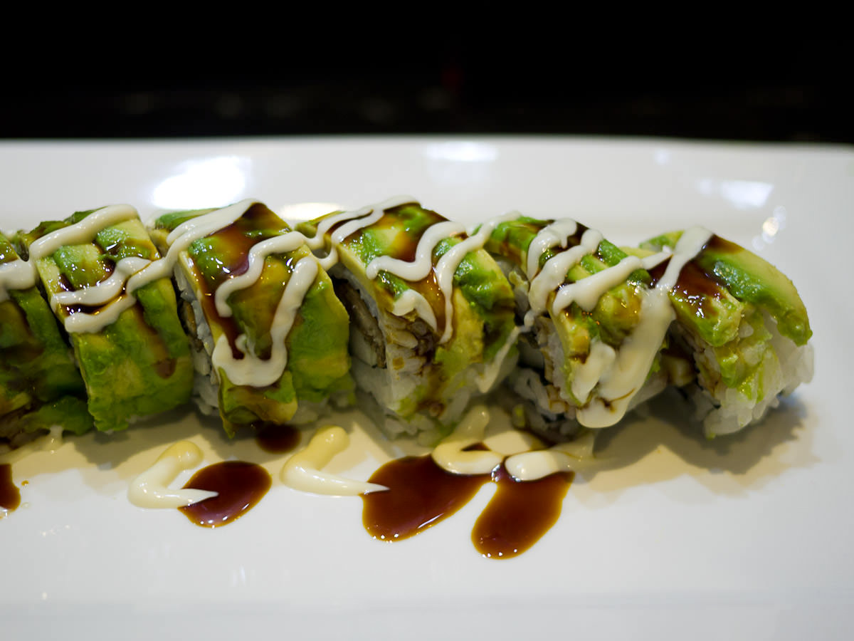Caterpillar Roll (8 pc, AU$17.50)
