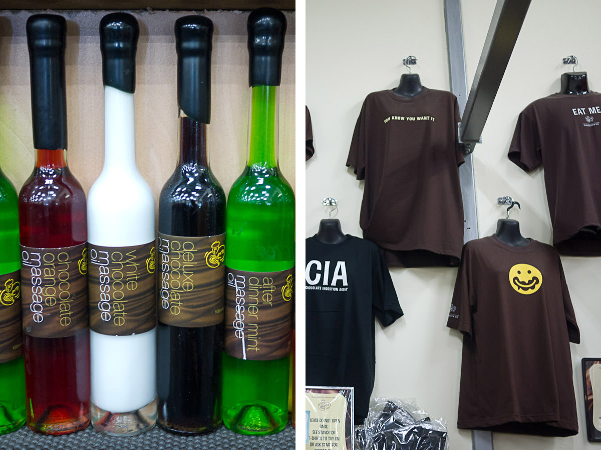 Margaret River Chocolate Company - merchandise