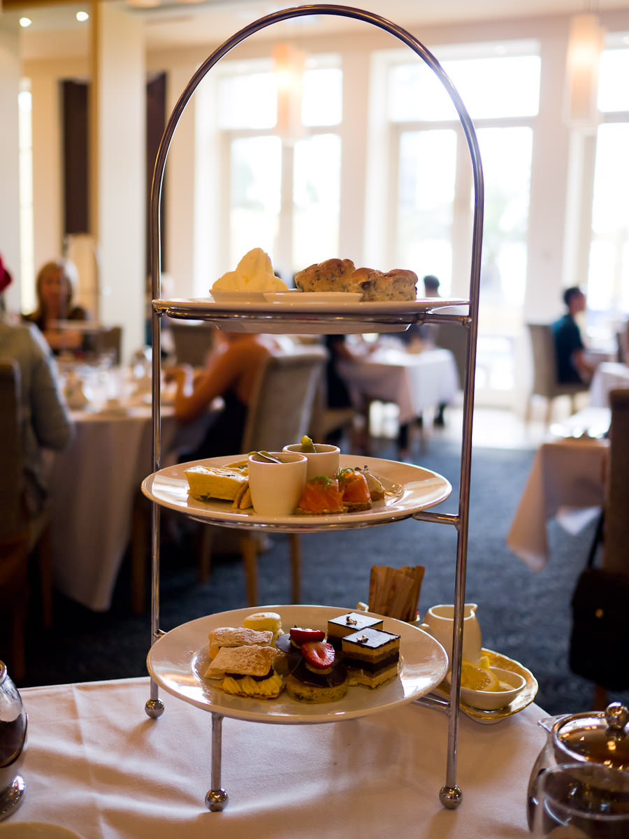 Parisian High Tea, Pan Pacific Hotel Perth
