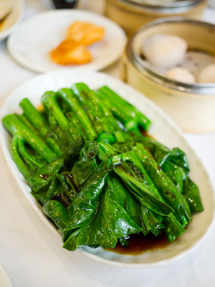 Kai lan (Chinese broccoli)