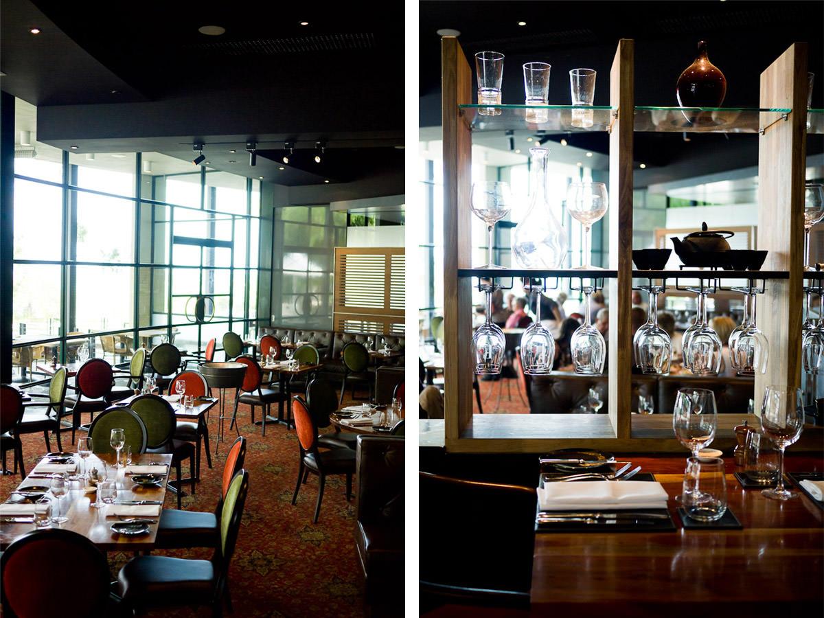 Fraser's restaurant - dining room