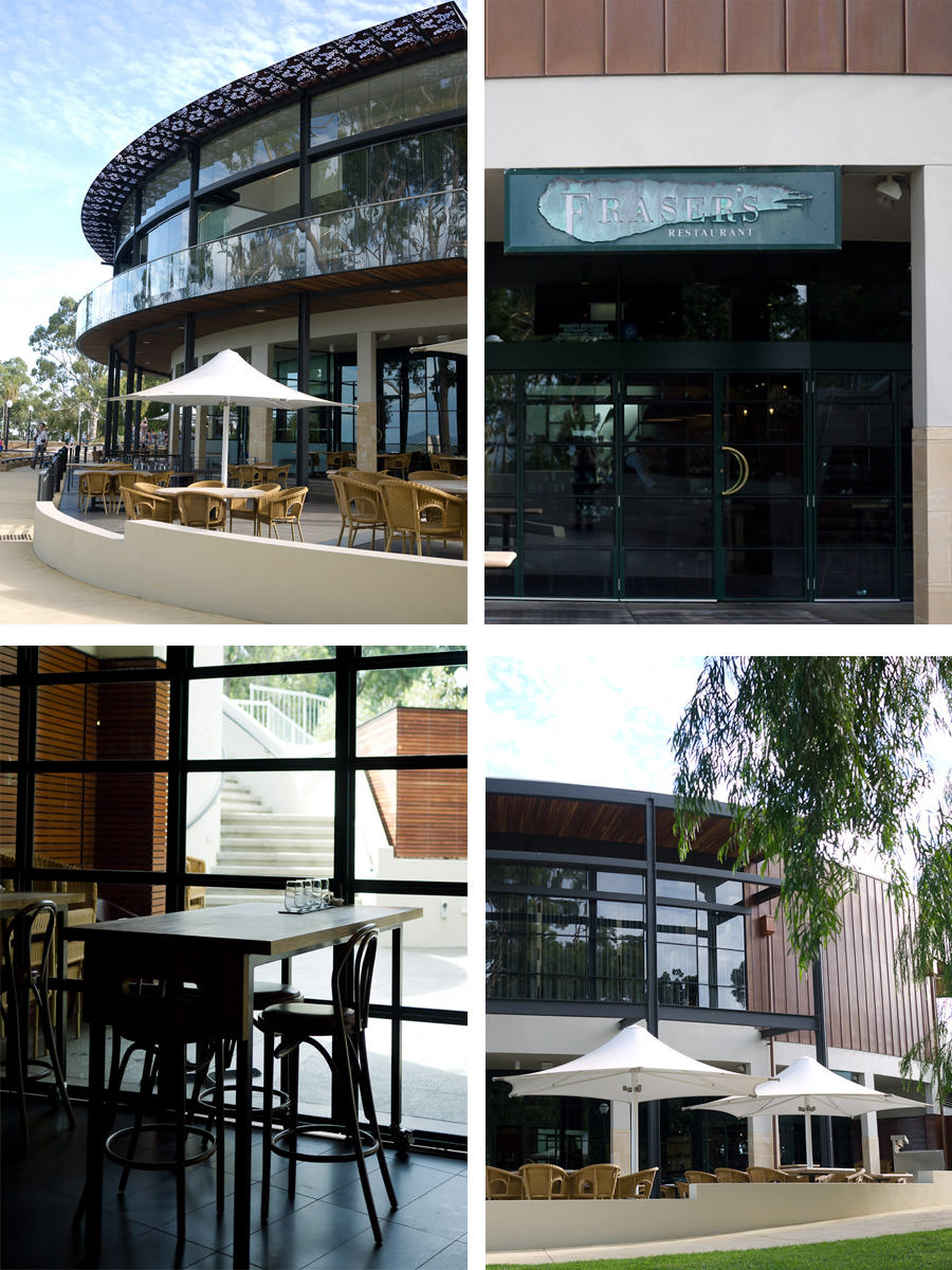 Fraser's restaurant, Kings Park