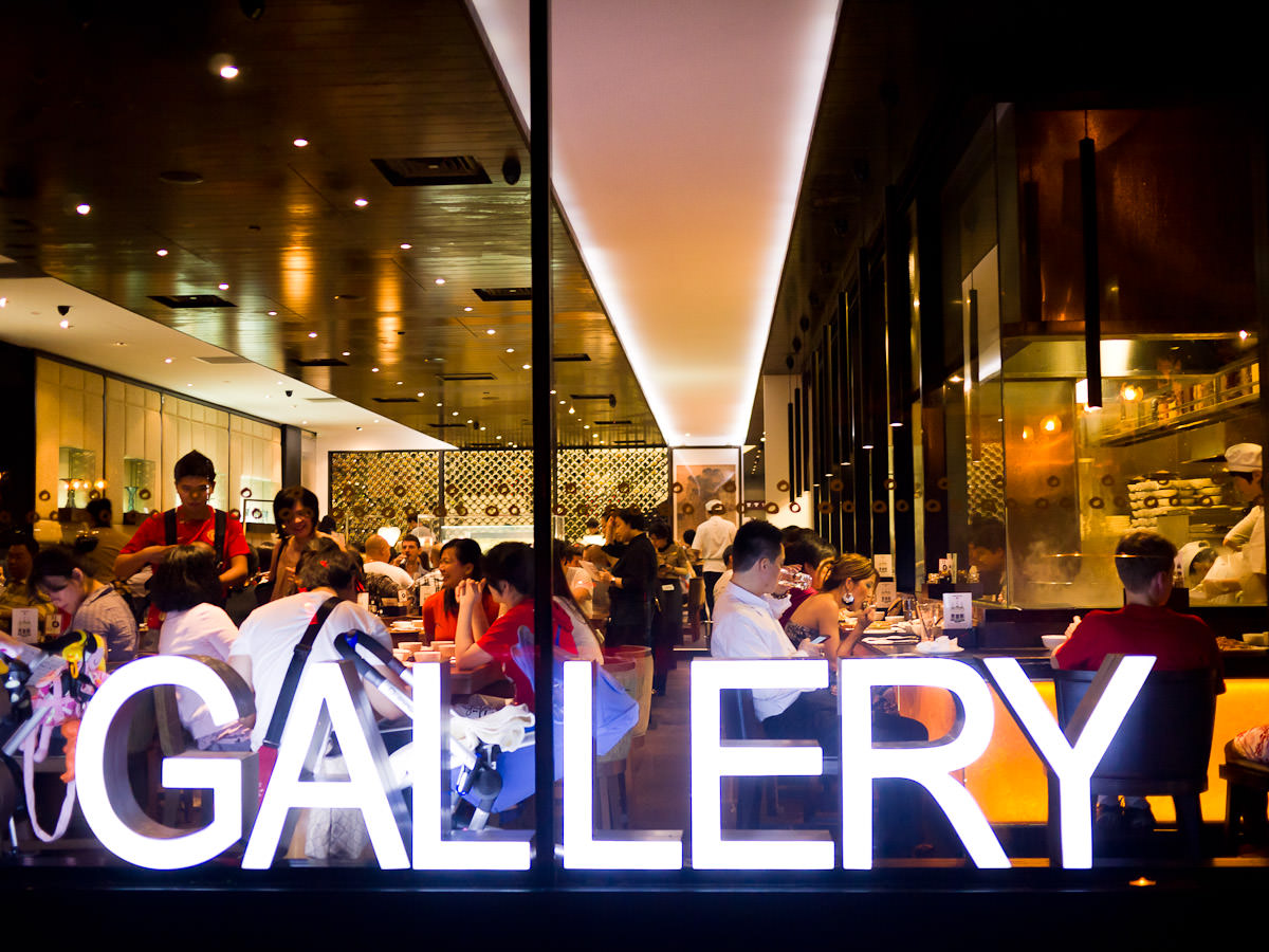 Chefs Gallery, Sydney CBD